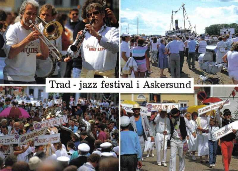 askersund trad jazz festival lindebilder fr n lindesberg. Black Bedroom Furniture Sets. Home Design Ideas