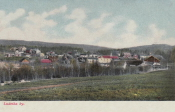 Ludvika by 1907