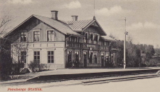 Filipstad, Persbergs Station