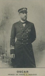 Oscar Carl August Bernadotte