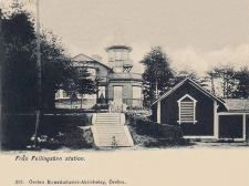 Från Fellingsbro Station 1902