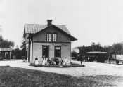 Nora, Stribergs Station 1895